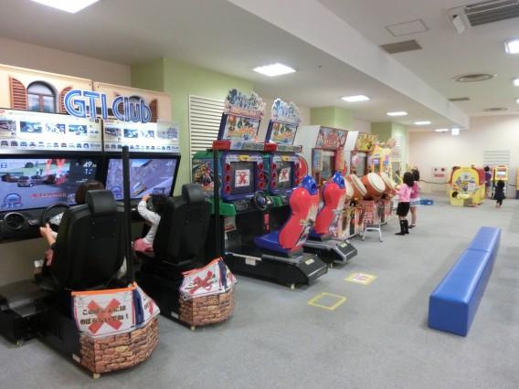 momoゲームコーナー
